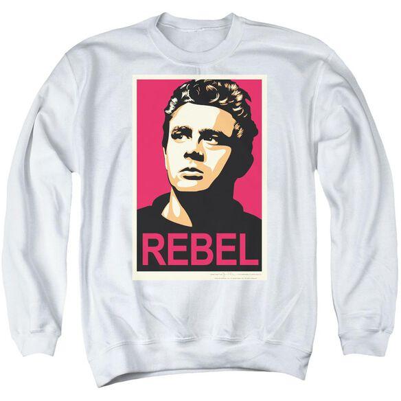 Dean Rebel Campaign Adult Crewneck Sweatshirt