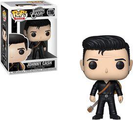 Funko Pop! Rocks: Johnny Cash [in Black]