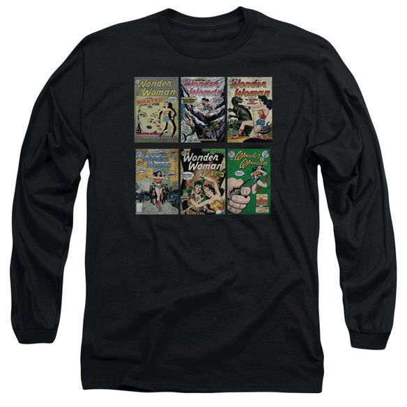 Dc Ww Covers Long Sleeve Adult T-Shirt