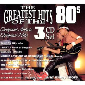 Various Artists - Greatest Hits of the 80s [Box Set #2]