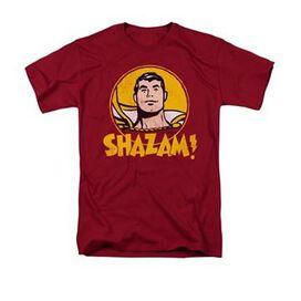 Shazam Head Circle T-Shirt
