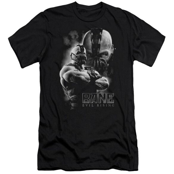 Dark Knight Rises Evil Rising Short Sleeve Adult T-Shirt