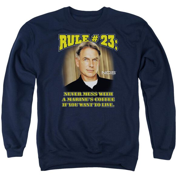 Ncis Rule 23 Adult Crewneck Sweatshirt