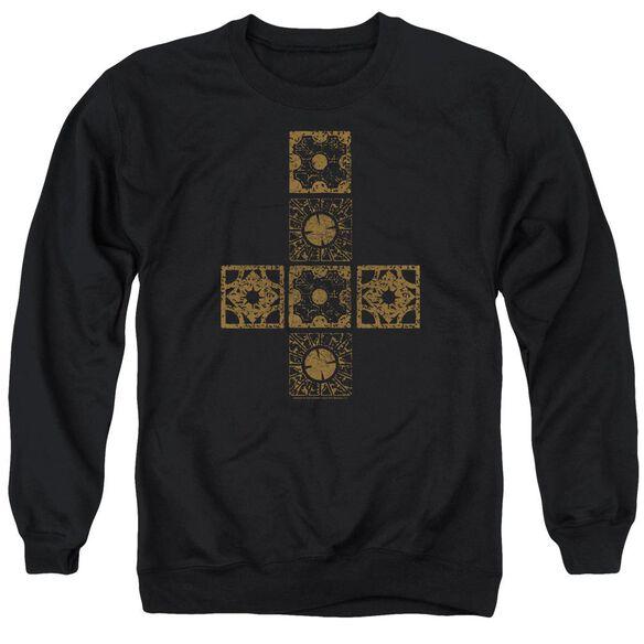 Hellraiser Lemarchands Puzzle Box Adult Crewneck Sweatshirt
