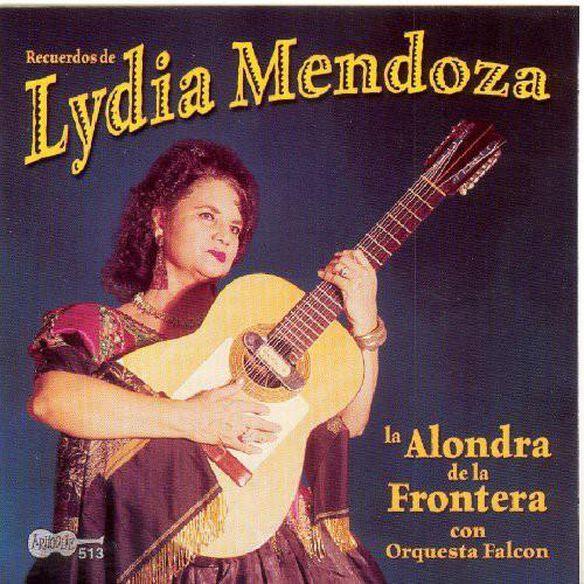 Alondra De La Frontera Con Orquesta Falcon