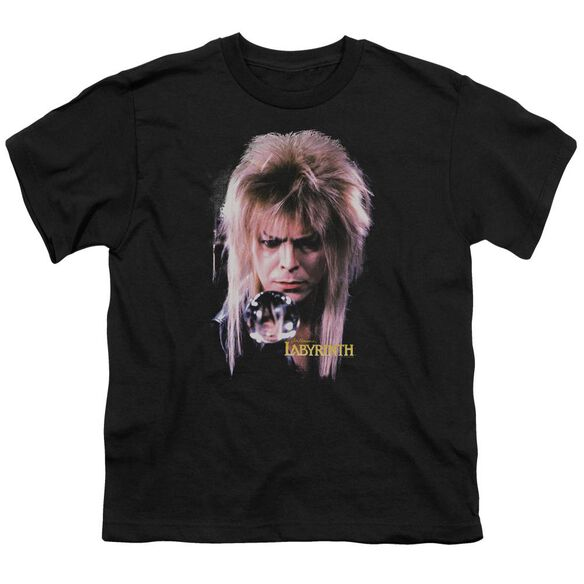 Labyrinth Goblin King Short Sleeve Youth T-Shirt