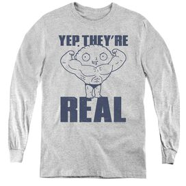 Family Guy Real Build-youth Long Sleeve