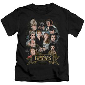 Princess Bride Timeless Short Sleeve Juvenile T-Shirt