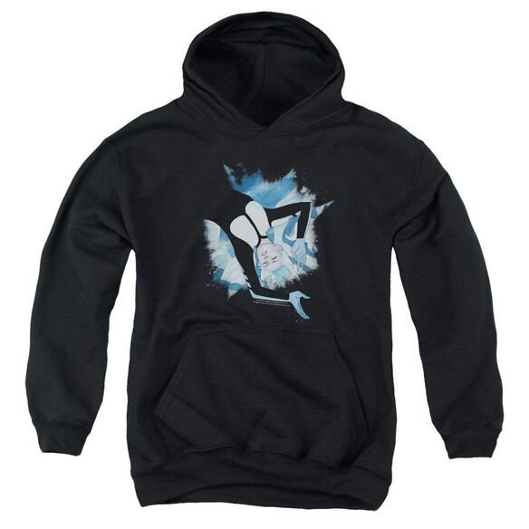 Doctor Mirage Mirage Burst Youth Pull Over Hoodie