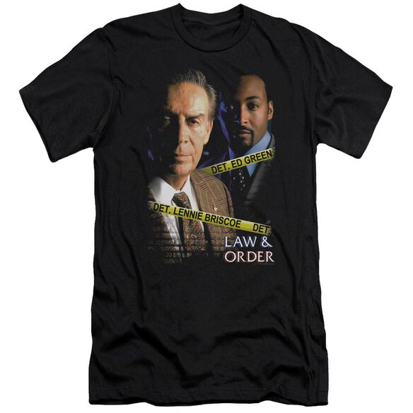 Law And Order Briscoe And Green Premuim Canvas Adult Slim Fit