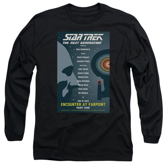 Star Trek Tng Season 1 Episode 1 Short Sleeve Adult T-Shirt