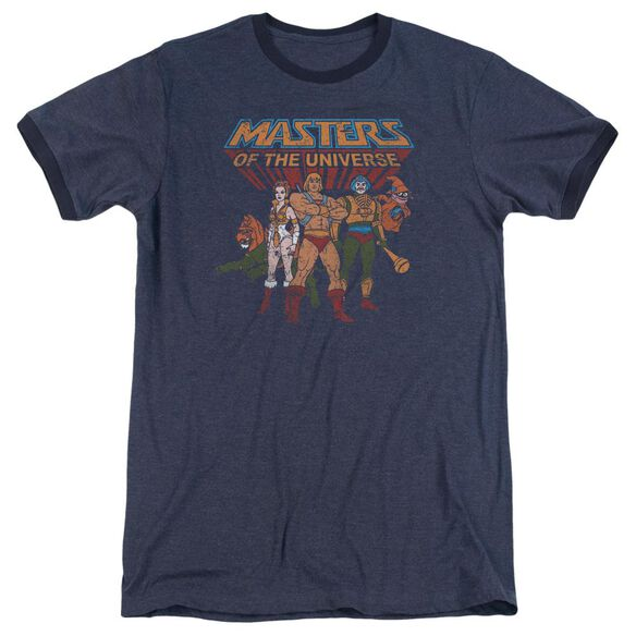 Masters Of The Universe Team Of Heroes Adult Heather Ringer Navy
