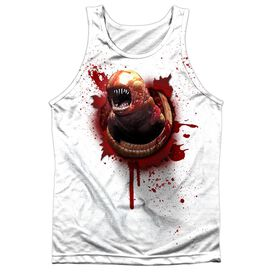 Alien Chestburster Adult 100% Poly Tank Top