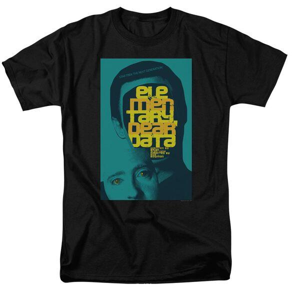 Star Trek Tng Season 2 Episode 3 Short Sleeve Adult T-Shirt
