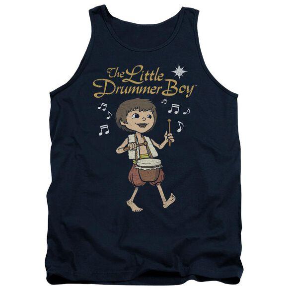 Little Drummer Boy Starlight Adult Tank