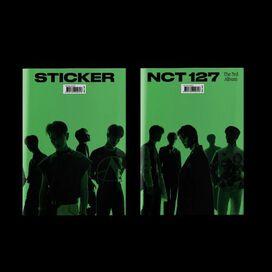 Nct 127 - 3rd Album Sticker (Jewel Case General Ver)