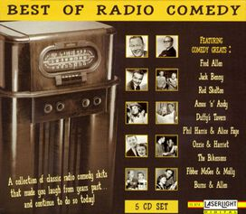 Various Artists - Best of Radio Comedy