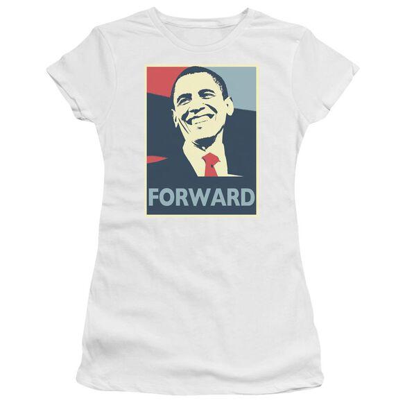 Forward 2012 Short Sleeve Junior Sheer T-Shirt