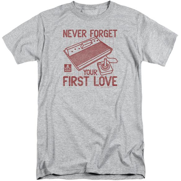 Atari First Love Short Sleeve Adult Tall Athletic T-Shirt