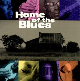 Various Artists - Home of the Blues [MCA]
