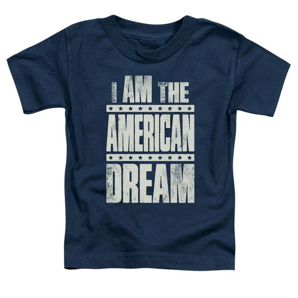 I'm The Drem Short Sleeve Toddler Tee Navy Lg T-Shirt