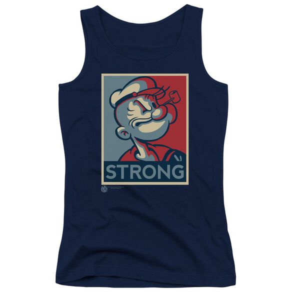 Popeye Strong Juniors Tank Top