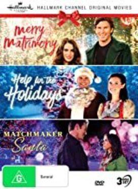 Hallmark Christmas 6 (Merry Matrimony / Help For The Holidays / Matchmaker Santa) [NTSC/0]