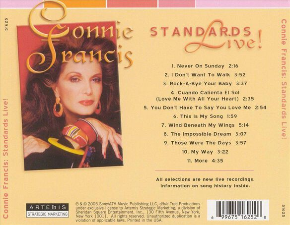Standards Live 0505