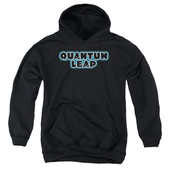 Quantum Leap Logo Youth Pull Over Hoodie
