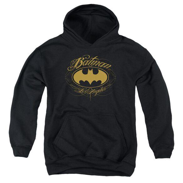 Batman Batman La Youth Pull Over Hoodie
