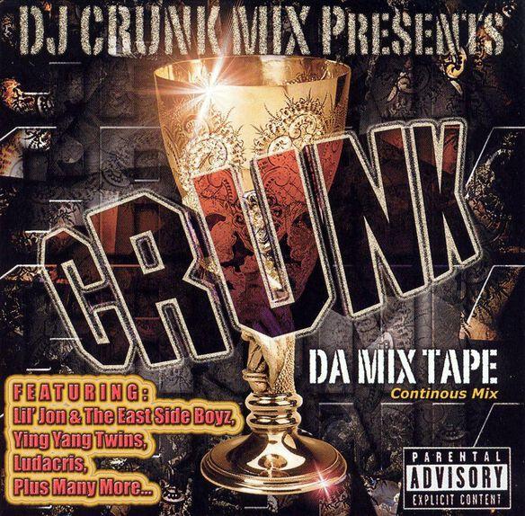 Crunk:Da Mix Tape 0204