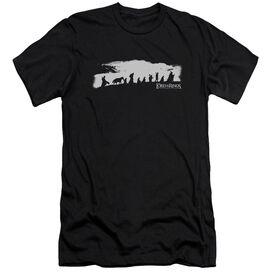 Lor The Fellowship Short Sleeve Adult T-Shirt