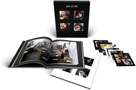 The Beatles - Let It Be Special Edition [Super Deluxe 5 CD/Blu-ray Audio Box Set]