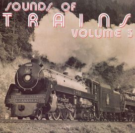 Various Artists - Sounds of Trains, Vol. 3