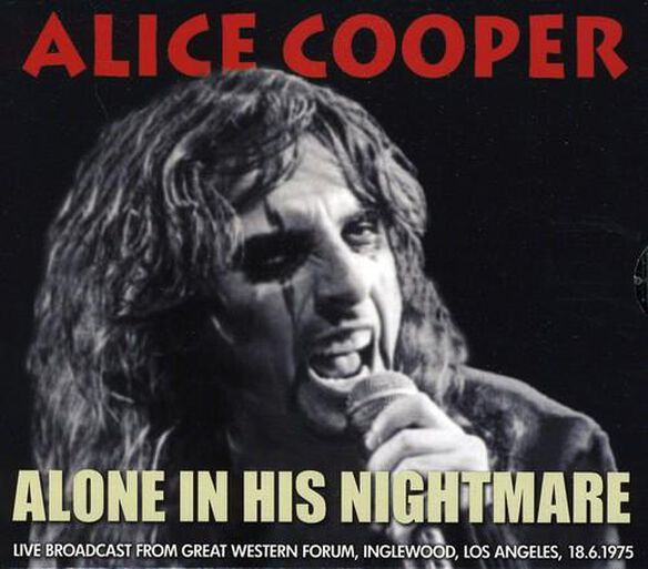 Alone In His Nightmare116