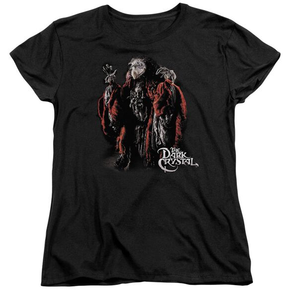 Dark Crystal Skeksis Short Sleeve Womens Tee T-Shirt