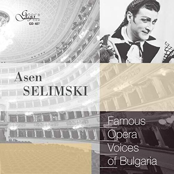 Various Artists - Famous Opera Voices of BG