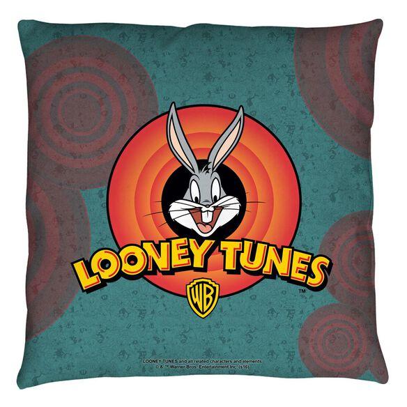 Looney Tunes Looney Logo Throw