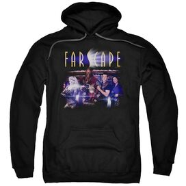 Farscape Flarescape Adult Pull Over Hoodie