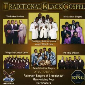 Various Artists - Traditional Black Gospel