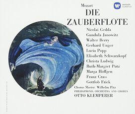 Mozart/ Otto Klemperer - Mozart: Die Zauberflote