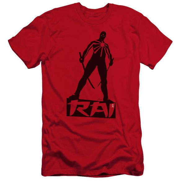 Rai Silhouette Premuim Canvas Adult Slim Fit