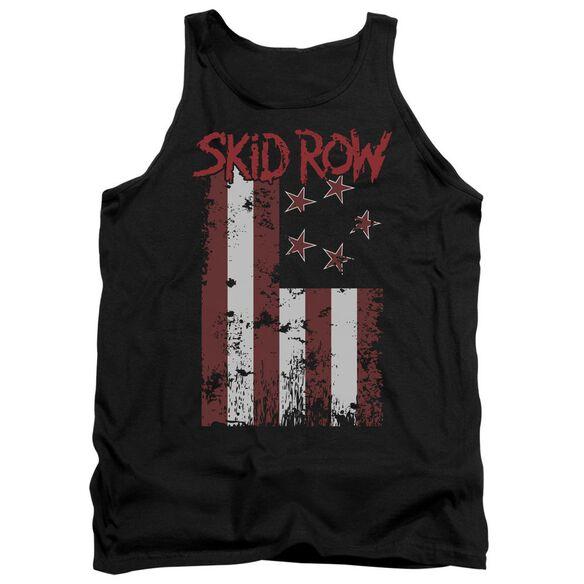 Skid Row Flagged Adult Tank
