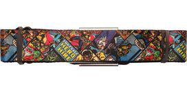 Luke Cage Hero Panels Seatbelt Belt