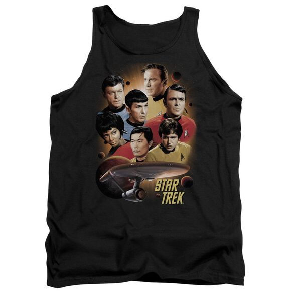 Star Trek Heart Of The Enterprise Adult Tank