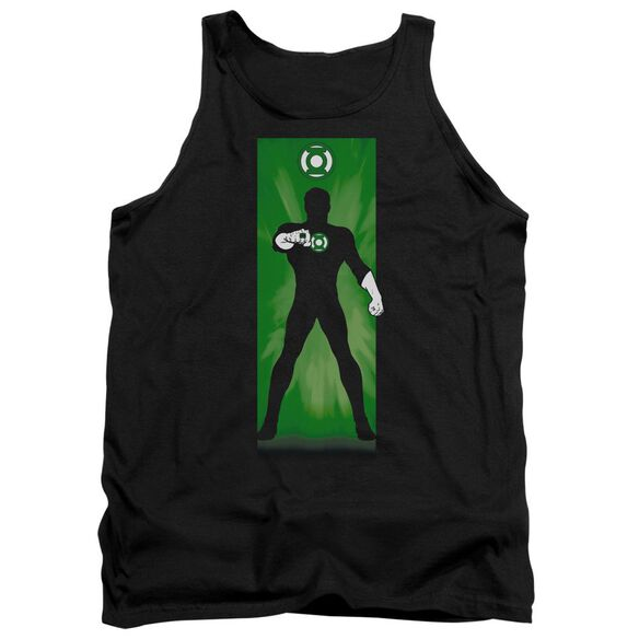 Dc Green Lantern Block Adult Tank