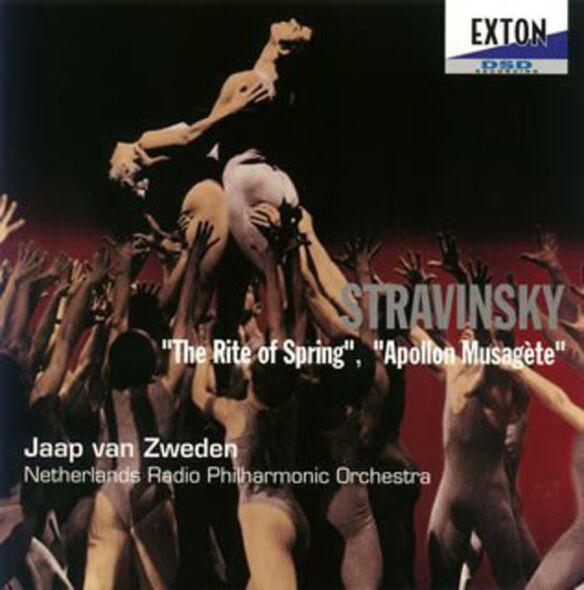 Stravinsky: Rite of Spring - Zweden / Netherland Radio Phil