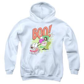 Courage The Cowardly Dog Stupid Dog Youth Pull Over Hoodie