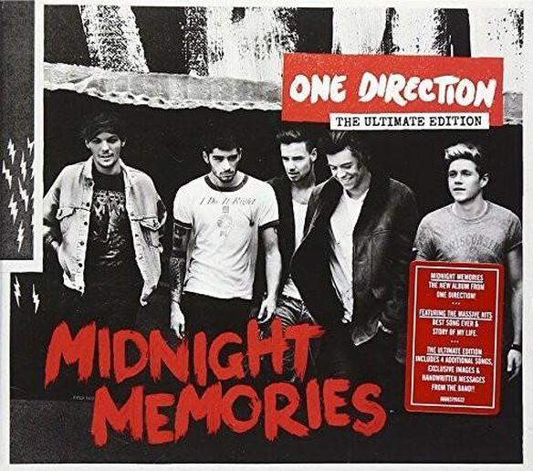 Midnight Memories Deluxe (Gold Series) (Aus)