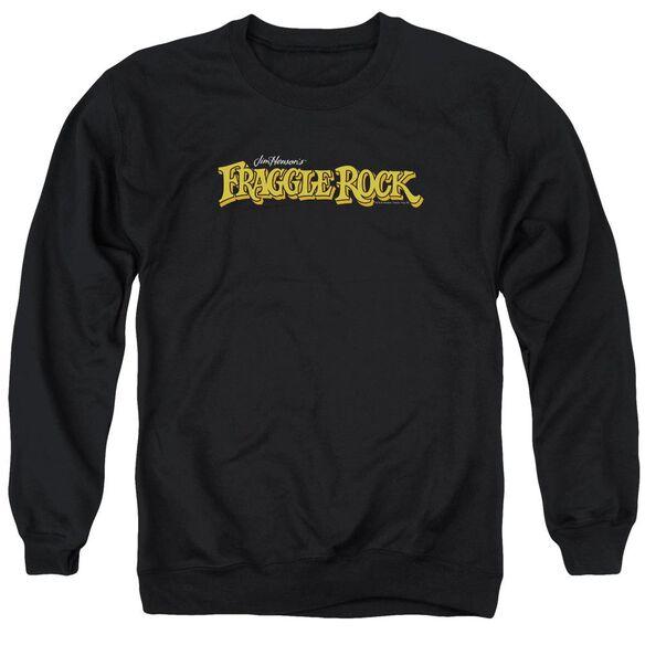 Fraggle Rock Logo Adult Crewneck Sweatshirt
